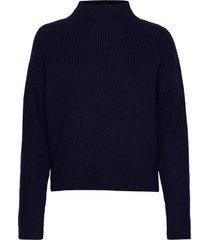 willow sweater gebreide trui blauw filippa k