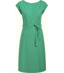 grace dress breton stripe