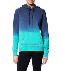 gradient hoodie