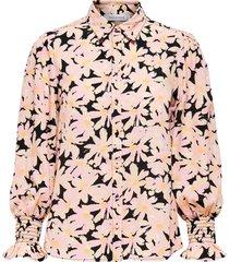 blus onllila l/s smock cuff shirt