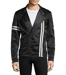 wadebridge satin bomber jacket