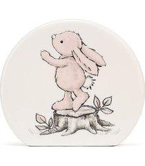 skarbonka porcelanowa bunny rose