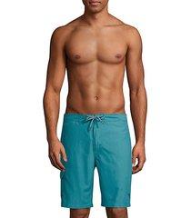 baja sands solid swim trunks