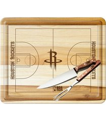 kit churrasco nba houston rockets