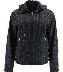 mcm monogram nylon jacket