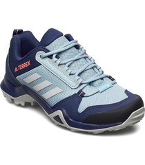 terrex ax3 w shoes sport shoes outdoor/hiking shoes blå adidas performance
