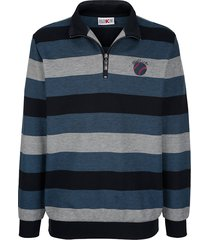 sweatshirt roger kent blauw::royal blue