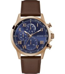 reloj guess hombre porter/ gw0011g4 - marrón