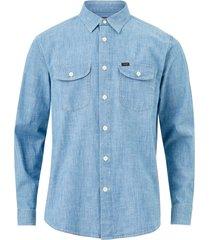 jeansskjorta seasonal worker shirt