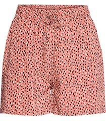 bymmjoella shorts - shorts flowy shorts/casual shorts röd b.young