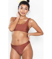nly beach clean cut bikini panty trosa