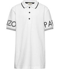 logo jb 4 t-shirts polo shirts wit kenzo