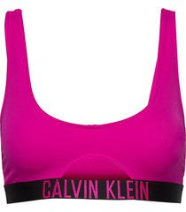 cut out bralette lingerie bras & tops bra without wire rosa calvin klein