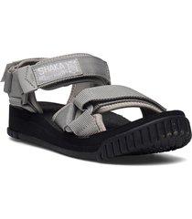 neo climbing shoes summer shoes flat sandals blå shaka