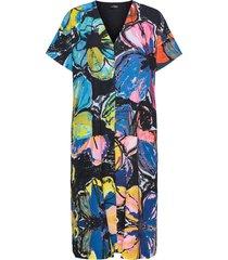 jemma, 1176 poly stretch dresses everyday dresses multi/mönstrad stine goya