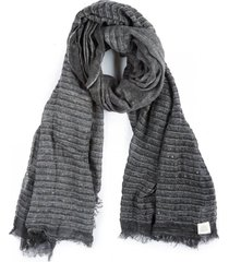 pañuelo cuddle gris humana