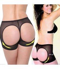 booty bra invisible lift butt lifter shaper panty tummy control boyshorts panty