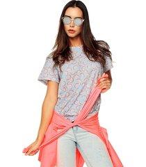 camiseta exotic fruits rosé pistol unisex