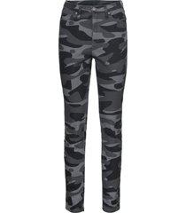 pantaloni in fantasia camouflage (grigio) - rainbow