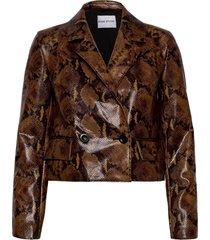 lucia blazer blazers casual blazers brun stand studio