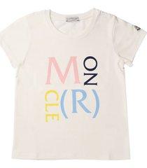 moncler short sleeve t-shirt with logo