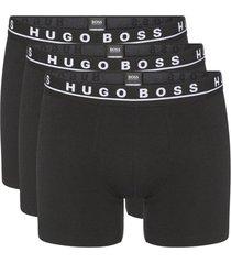 drie pack boxershorts van stretchkatoen met logo 50325404