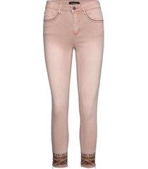 pant afri slim jeans roze desigual