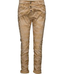 c cotton camo raka jeans beige please jeans