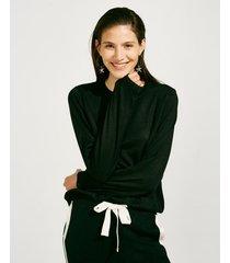 sweater negro portsaid lisboa
