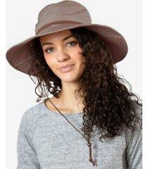 pistil women's mina full brimmed sun hat