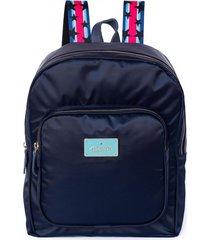 mochila azul merope tokio