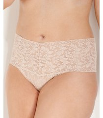 hanky panky women's plus retro thong