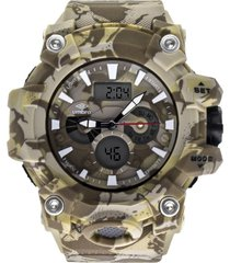 reloj digital beige umbro