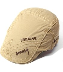 cappellino regolabile con cappuccio a visiera ricamato berretto con visiera ricamato