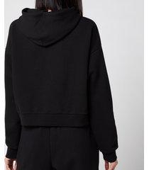 p.e nation women's power play hoodie - black - l