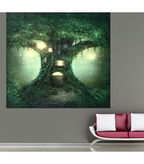 hada del bosque pared de colgante de la tapicería de bohemia hippie banda colcha decoración - 1