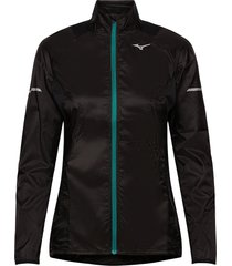 aero windtop outerwear sport jackets svart mizuno