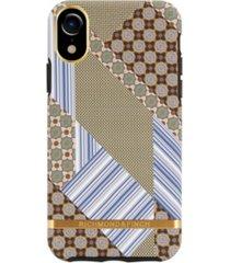 richmond & finch suite tie case for iphone xr