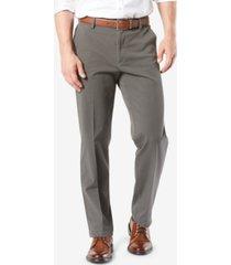 dockers men's big & tall classic-fit smart 360 flex stretch workday pants