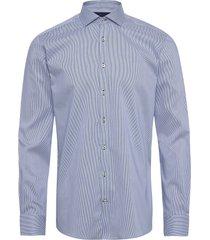 bs gary skjorta business blå bruun & stengade