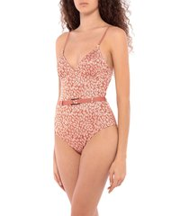 love stories one-piece swimsuits