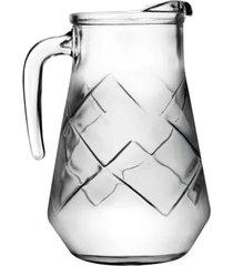 jarra de vidro sture móveis para suco modelo maracatu 1,5 litros