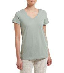 hue short sleeve v-neck pajama t-shirt