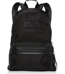 marc jacobs black nylon the large backpack dtm