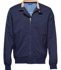 d1. the casual sport jacket tunn jacka blå gant