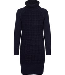 dresses flat knitted dresses knitted dresses blå edc by esprit