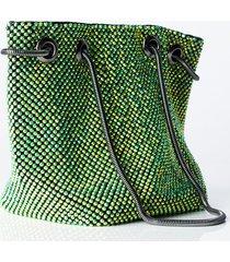 akira icy wifey rhinestone purse