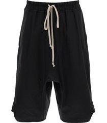 rick owens basket swingers shorts