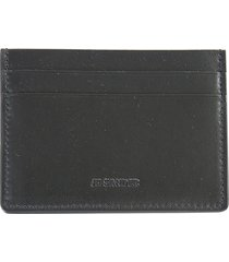 jil sander designer men's bags, card holder with logo