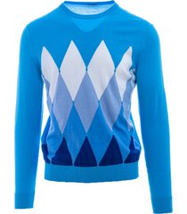 ballantyne ballantyne cotton and cashmere sweater
